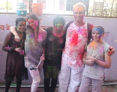 Holi 2014 in Jaipur by http://www.365-days-in-paradise.com