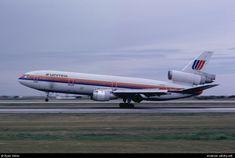 United DC-10's