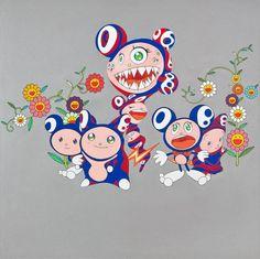 Rubell Family Collection | Contemporary Arts Foundation | Miami, FL - Takashi Murakami
