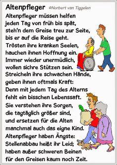 Ein Hoch auf die Altenpfleger, ganz besonders jetzt in der Weihnachtszeit, aber natürlich auch zu den anderen Zeiten!  http://www.norbert-van-tiggelen.d... - Norbert van Tiggelen - Google+