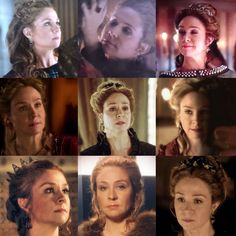 A Million faces she can make. Ms Follows Reign Catherine, Reign Mary, Mary Queen Of Scots, Megan Follows, Reign Fashion, Anne Of Green Gables, Actors & Actresses, Movie Tv, Tv Series