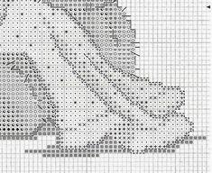 GRAFICOS PUNTO DE CRUZ GRATIS : NATACILIO(31) Disney Cross Stitch Patterns, Knitting Patterns, Crossstitch, Ballet Dancers, Cross Stitch Designs, Disney Cross Stitches, Sewing Stitches, Cross Stitch Samplers, Cross Stitch
