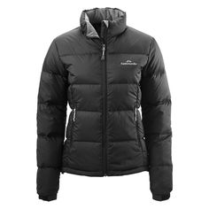 Buy Epiq Women's Duck Down Jacket - Black online at Kathmandu