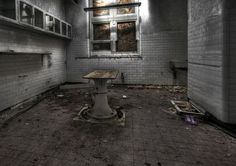 abandoned denbigh asylum north wales hospital 12 Unnerving Abandoned Asylums and Sanatoriums