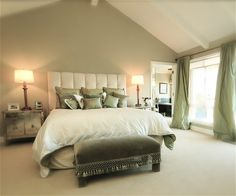 Nicole Yee Serene Master Suite from Decorati Access, LaBranche Photography