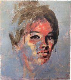 Difficult Women: Claudia Cardinale, Tony Scherman, 2015, Work on Paper