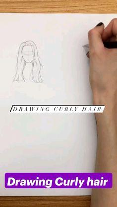 Art Drawings Beautiful, Art Drawings Sketches Simple, Pencil Art Drawings, Realistic Drawings, Easy Drawings, Drawing Tips, Art Painting Gallery, Digital Art Tutorial, Diy Canvas Art