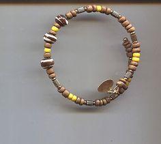 ALEX & ANI GOLD WOOD WRAP bracelet vintage 66 - http://designerjewelrygalleria.com/alex-ani/alex-ani-gold-wood-wrap-bracelet-vintage-66/