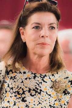 Royal Family Around the World: Princess Caroline of Hanover and Prince Albert II of Monaco Attends the International Bouquet Competition on May 2015 in Monaco, Monaco Princess Grace Kelly, Princess Stephanie, Prince Albert, Philippe Junot, Ernst August, Prince Rainier, Monaco Royal Family, Glamour, Charlotte Casiraghi