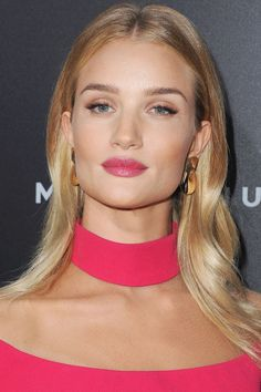 Celebrity beauty secrets: how to get Rosie Huntington-Whiteley's pink lips