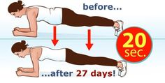 Nonetheless, in case you have the energy to perform plank each day, you'll get a dynamite body, in addition to a huge increment in stamina and vitality.
