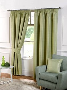 Aspen Ready Made Lined Curtains