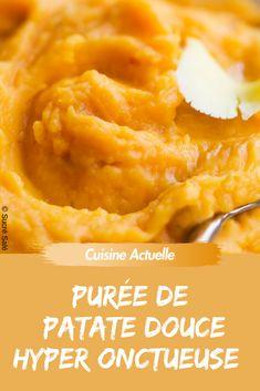 The recipe for a super creamy sweet potato puree Vegetarian Snacks, Healthy Dinner Recipes, Healthy Snacks, Snack Recipes, Soup Recipes, Indian Diet Recipes, Ethnic Recipes, Easy Smoothie Recipes, Healthy Smoothie