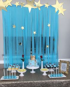 The Little Prince  Birthday Party Ideas   Photo 1 of 13