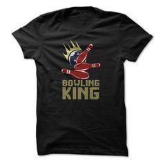 Bowling King T Shirt T Shirt, Hoodie, Sweatshirt