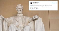 The internet has lots of fun after the GOP tweets a fake Abraham Lincoln quote
