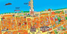 Heidelberger Altstadtplan für Kinder Entdeckt die Altstadt mit dem Altstadtplan für Kinder! Wichtige Informationen, interessante Orte, ungewöhnliche und geheimnisvolle Geschichten versammeln sich im Altstadtplan für Kinder. Mit ihm kann man die Altstadt neu entdecken. Die gedruckte Fassung ist kostenlos erhältlich in allen Bürgerämtern, der Stadtbücherei sowie in der Kinder- und Jugendförderung in der Plöck 2a. Planer, City, Trips, Heidelberg, Fun Places To Go, Old Town, Road Trip Destinations, Travel Advice, Life