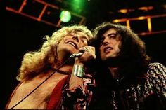 Plant and Page                                                                  Led Zeppelin