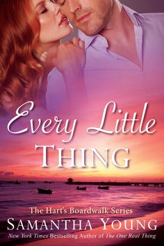 Every Little Thing by Samantha Young | Hart's Boardwalk, #2 |  Release Date Spring 2017 | Genres: Contemporary Romance, Erotic Romance