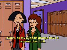 On introversion | 31 Times Daria Was Your Idol