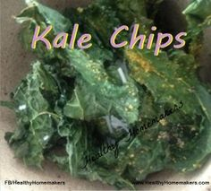 "kale chips, low carb snack, low calorie, ""diet food"" weight watchers and Atkins approved."
