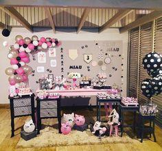 101 fiestas: Fiesta tematica de gatitos