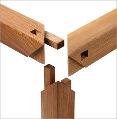 Three-Way Miter Joint -  videos - Fine Woodworking