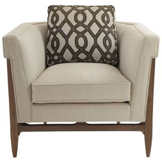 The Bigelow chair embraces popular design principles from the Arts and Crafts era and is considered a signature piece within the Modern Craftsman collection. Scaled to easily fit urban-sized floor pla