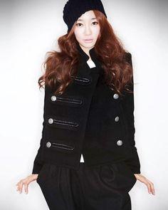 Imitated Woolen Stand Collar Button Long Sleeve Women Overcoat