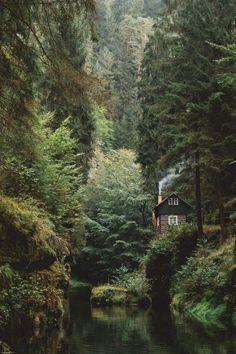 banshy:  Parc National De La Suisse Saxonne // Andy To