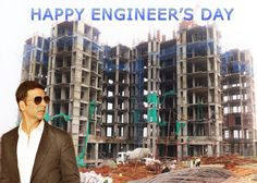 Wishing you all a very Happy Engineer's Day... #engineerday #noida #realestate