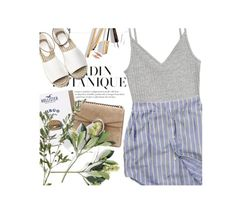 """""""- April day -"""" by lolgenie ❤ liked on Polyvore featuring Hollister Co., Gucci and Dolce&Gabbana"""