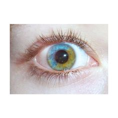 heterochromia   Tumblr ❤ liked on Polyvore featuring pictures, eyes, makeup, photos and people
