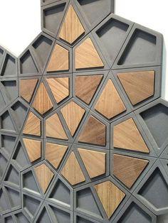 The amazing art of geometric wood design /. -Nice The amazing art of geometric wood design /. Metal Tree Wall Art, Diy Wall Art, Metal Wall Art, Wood Art, Concrete Tiles, Concrete Design, Wood Design, Fabric Design, Fractal