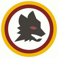 AS Roma crest.