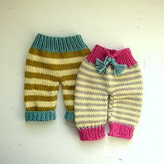 Baby pants by Sweet Baby Dolly