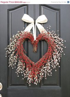 NEW YEAR SALE 15% off Door Wreaths You Have My by twoinspireyou