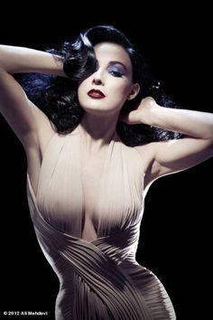 Dita Von Teese's photo | More Dita lusciousness at http://mylusciouslife.com/dita-von-teese-quotes/