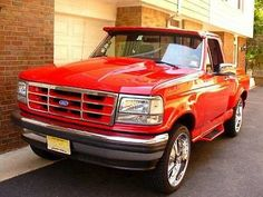 "eBay: 1995 Ford F-150 XLT 1995 F150 FLARESIDE PROJECT TRUCK NO RESERVE CUSTOM SUPERCHARGER 37""… #carparts #carrepair usdeals.rssdata.net"