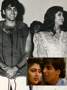 Shilpa and Akshay