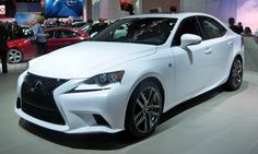 My favorite intro from the 2013 NAIAS: 2014 Lexus IS 350 F-Sport