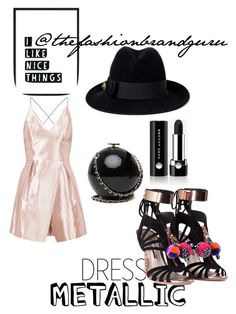 """""""Harlem Haven"""" by sonthia on Polyvore featuring Topshop, Sophia Webster, Gucci and Marc Jacobs"""