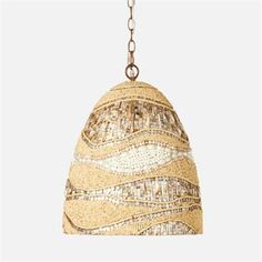 Chandeliers | Made Goods All Of The Lights, Cool Mirrors, Gold Pearl, Made Goods, Powder Room, Sale Items, Sea Shells, Mosaic, Coin Purse