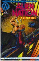 Alien Nation,The Public Enemy #4(of 4)