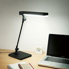 LED Desk Lamp in Black | dotandbo.com