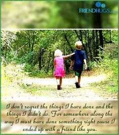 Friends...life would be a lonely path without them. Having them on and off-line, sharing pins on boards...bountiful blessings.