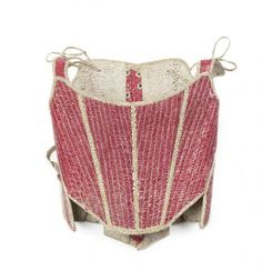 This is Versailles: Fashion Gallery: Girls' Clothing Vintage Corset, Vintage Fur, Vintage Lingerie, Vintage Ideas, 18th Century Costume, 18th Century Fashion, 19th Century, Girls Quilts, Period Costumes
