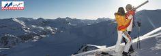 Tourism Obertauern campaign, 2012. Photographer Juergen Knoth. skiing, winter, snow, freestyle, ski fashion, Austria, Alpes, romantic, mountains