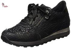 Remonte D1800, Baskets Basses Femme, Noir (Schwarz/Schwarz/Nero/Schwarz/Schwarz / 03), 39 EU - Chaussures remonte (*Partner-Link)