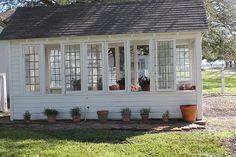 Garden | Potting | Shed | Greenhouse Greenhouse/ woodshed